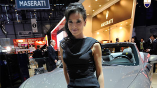 2012 Geneva Motor Show: Maserati GranCabrio Fendi Edition