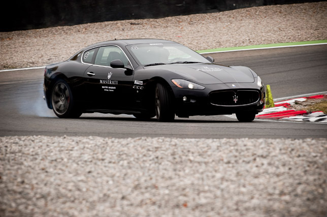 Master Maserati Driving Courses 2012