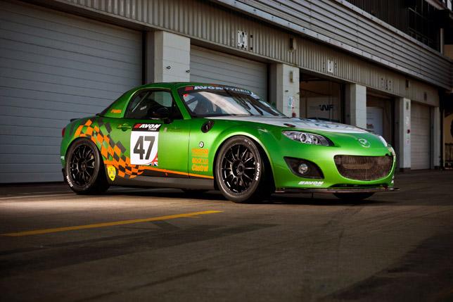 Mazda MX-5 GT 2.0-litre