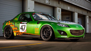 Mazda MX-5 GT 2.0 litre - 315HP and 1000kg