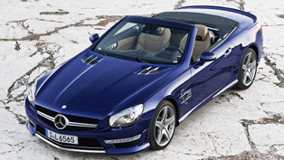 All-new Mercedes-Benz SL 65 AMG
