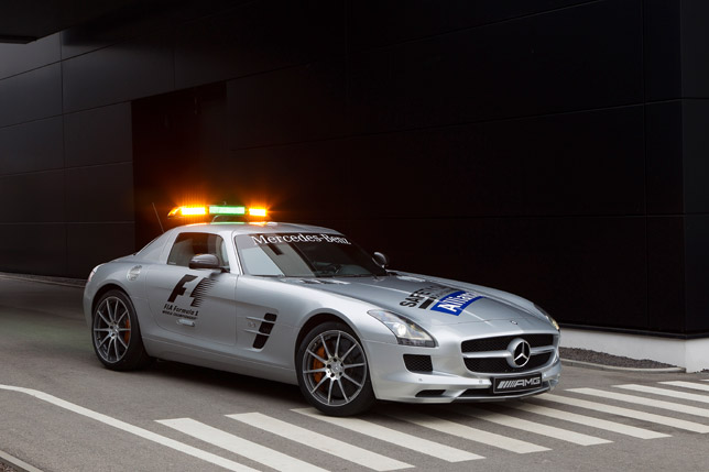 2012 Mercedes Benz SLS AMG Official F1 Safety Car