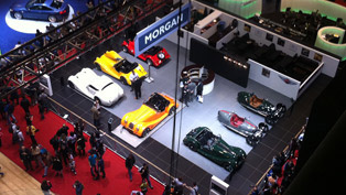 Morgan Lineup at Geneva 2012