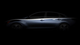 Fourth 2013 Nissan Altima Teaser