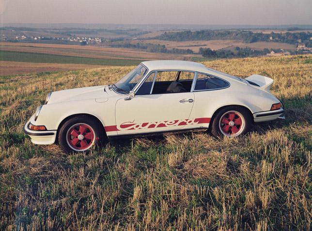 Porsche 911 RS 2.7 Coupe