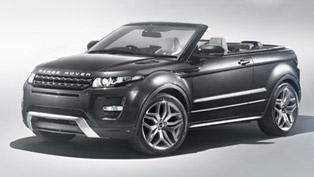 2012 Geneva Motor Show: Prindiville Range Rover Evoque Convertible concept