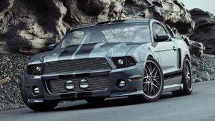 Ford Mustang, the Konquistador by Reifen Koch