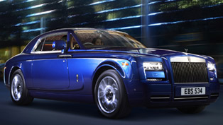 rolls-royce phantom series ii: saloon, coupe, drophead and extended