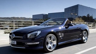 2013 Mercedes SL 65 AMG [video]