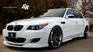 SR Auto Exkalaber BMW M5 E60
