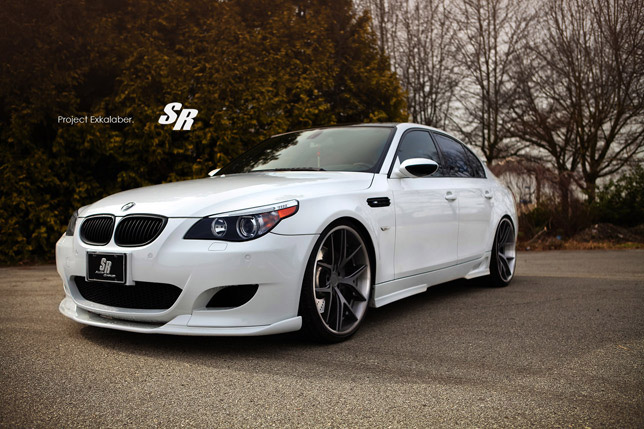 SR Auto BMW M5 (E60)