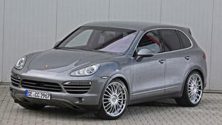 Porsche Cayenne II by Schmidt Revolution