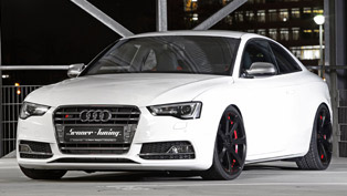 Senner's Audi S5 Coupe 2012