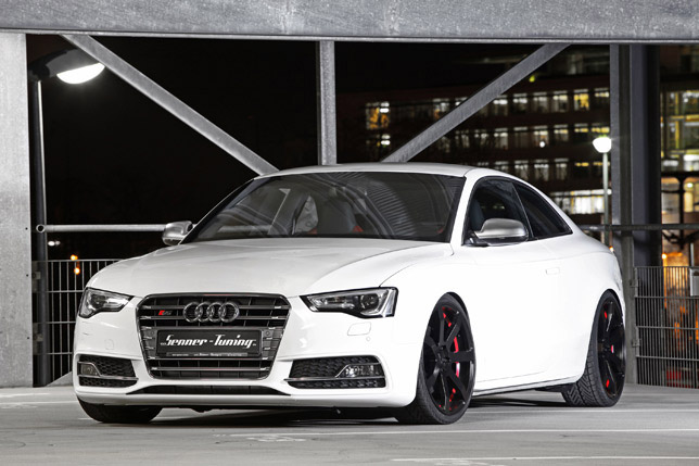 Senner Audi S5 Coupe (2012)