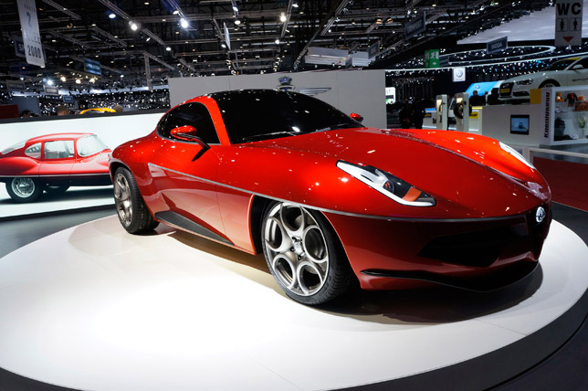 Touring Disco Volante 2012