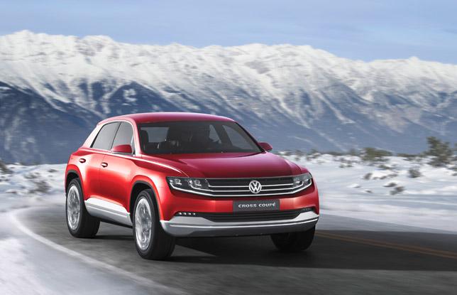 Volkswagen Cross Coupe II