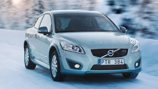 Volvo C30 Electric Warm and Fuzzy