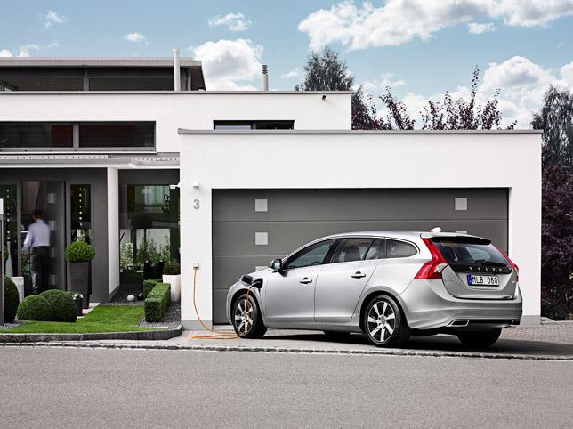 Volvo V60 Plug-in hubrid