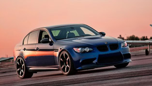 The BMW E90 M3 - A Vorsteiner Project
