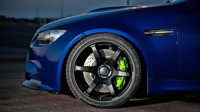 BMW M3 (E90) by Vivid Racing