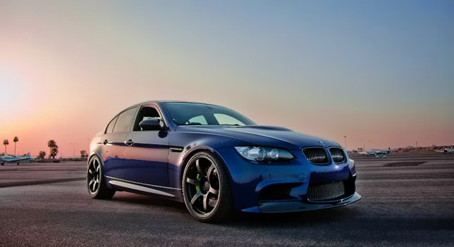 BMW M3 (E90) by Vivid Racing