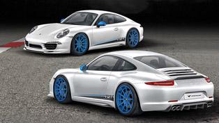 Vorsteiner V-GT Porsche 991 Coupe