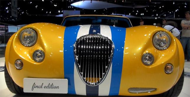"""2012 Wiesmann Roadster MF3 """"Scuba Mobil"""""""