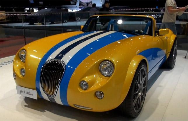 2012 Wiesmann Roadster Mf3 Scuba Mobil