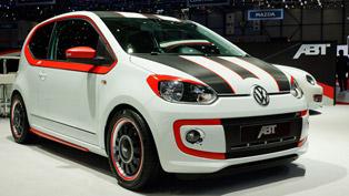 2012 Geneva Motor Show: ABT Volkswagen up!
