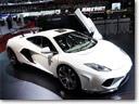 2012 Geneva Motor Show: FAB Design McLaren MP4-12C