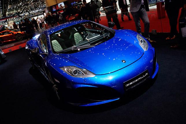 Gemballa GT Geneva 2012