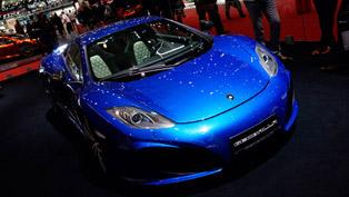2012 Geneva Motor Show: Gemballa GT McLaren MP4-12C