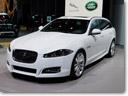 2012 Geneva Motor Show: Jaguar XF Sportbrake