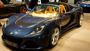2012 Geneva Motor Show: Lotus Exige S Roadster