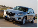 2013 Mazda CX-5 with high-tech safety features