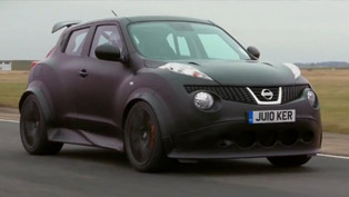Nissan Juke-R [video review]