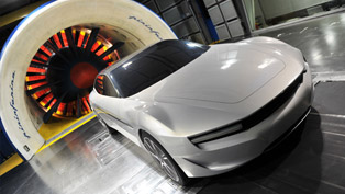 Pininfarina Cambiano named most beautiful concept car