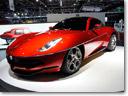 2012 Geneva Motor Show: Disco Volante Concept