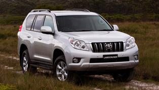 2012 Toyota Land Cruiser Prado Altitude Special Edition