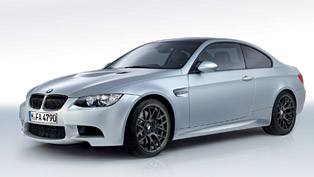 2012 BMW E92 M3 Coupe Frozen Silver Edition