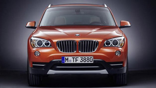 2013 BMW X1 [leak image]