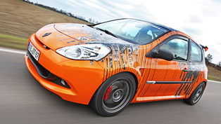 2012 Cam Shaft Renault Clio Eyecatcher delivers 200 horsepower