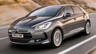 2012 Citroen DS5 goes on sale