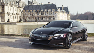 2012 citroen numero 9 concept offers new look on the ds line