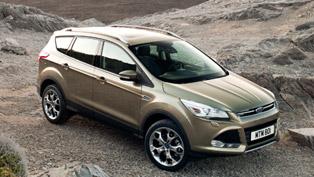 2012 Ford Kuga: the stylish and spacious compact SUV