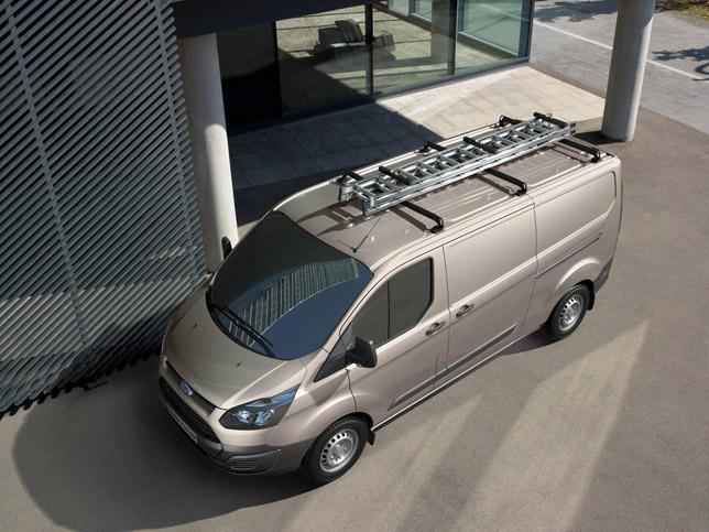 2012 Ford Transit Custom