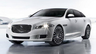 Jaguar XJ Ultimate at the 2012 Beijing