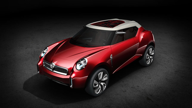 2012 MG Icon Concept SUV