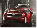2012 MG Icon Concept Unveiled