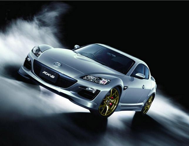 2012 Mazda RX-8 SPIRIT R Special Edition